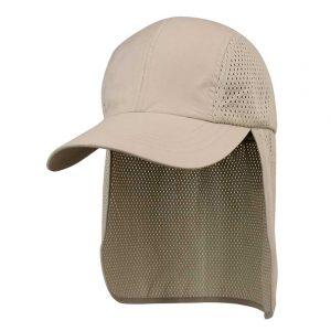 כובע קסקט עם מגן עורף דגם 7692