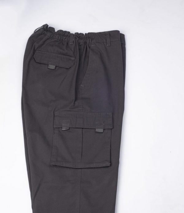 """מכנסי דגמ""""ח 6 כיסים חצי גומי"""
