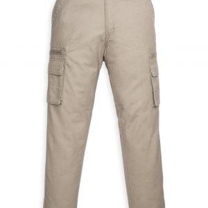 מכנסי דגמח חצי גומי 8 כיסים