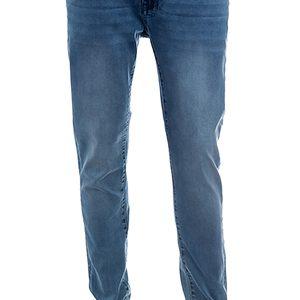 ג'ינס לייקרה גבר סקיני מדוגם