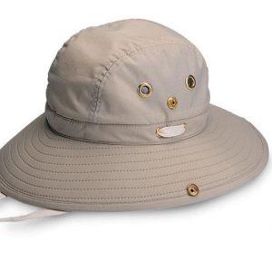 כובע רחב שוליים 50UV דגם 7884