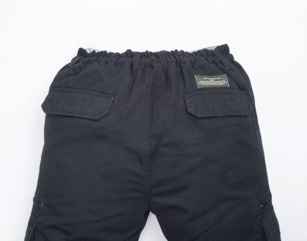 """מכנסי דגמ""""ח חצי גומי 8 כיסים"""