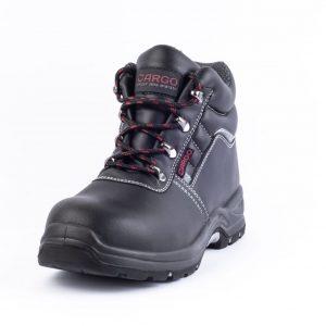 נעל בטיחות CARGO S3 גבוה עם פסים זוהרים